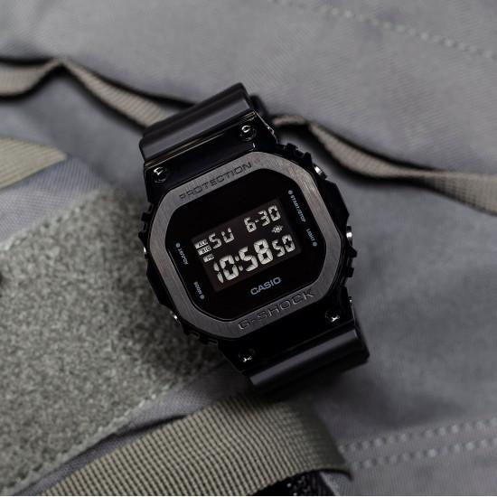 G-Shock DW-5600BB-1DR
